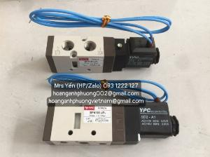 Van một đầu điện SF4101-IP-| YPC Korea| Cty Hoàng Anh Phương