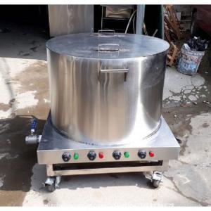Nồi nấu phở điện 80 lít nước Hải MInh HM 06