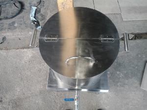 Nồi điện nấu nước lèo bán bún inox 304 Hải MInh HM07