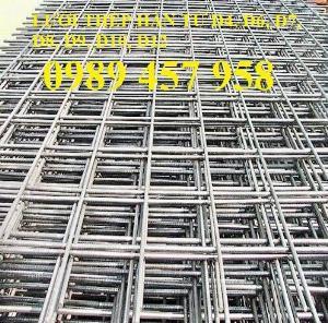 Lưới thép phi 10 a 200x200, Lưới hàn chập D10 a 200x200, A10 200x200 giá tốt