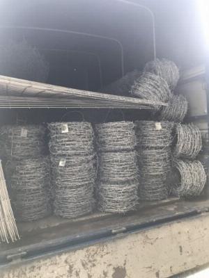Dây thép gai, dây thép gai hình dao đường kính 35, 45, 60, 80 cm hàng có sẵn tại Hà Nội
