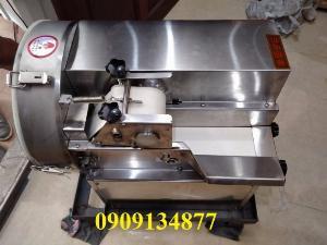 Máy thái rau lá dạng băng tải, máy cắt rau cần tay, rau cải, máy cắt xả lát, máy thái lát chuối, máy cắt dưa ngâm chua, máy thái hành lá, lá hành
