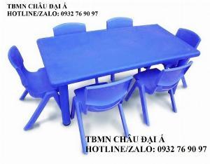 Bàn ghế học sinh,mầm non, bàn học giá rẻ cho bé
