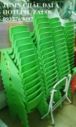 Ghế mầm non nhựa đúc nhập khẩu hàng tốt giá rẻ