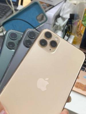 11 Pro max 256G zin đẹp 99% pin 9x còn bảo hành apple