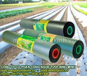 Màng phủ nông nghiệp, cách dùng màng phủ nông nghiệp, lợi ích màng phủ nông nghiệp