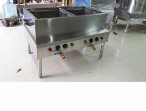 Chảo inox dùng điện 2 lớp Hải Minh HM 03