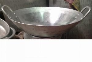 Chảo xào thức ăn inox 304 Hải Minh HM 04