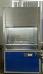 Tủ hút khí độc bằng inox 900mm