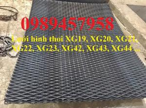 Lưới trang trí cầu thang, Lưới làm sàn thao tác, Lưới chống thấm, lưới xg43, xg44