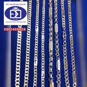 Xưởng dây chuyền bạc