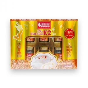 Yến Sào 18% Khánh Hòa Nutrition Vitamin K2