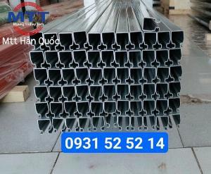 Máng chữ C cầu trục thanh dài 5 mét