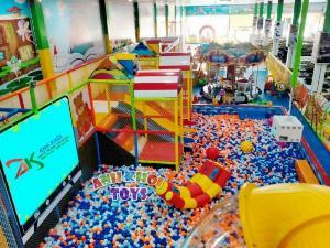 Tư vấn thiết kế lắp đặt khu vui chơi trẻ em uy tín chất lượng.