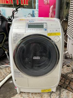 Máy giặt cũ nhật HITACHI BD-V3200 10KG --đời  2010