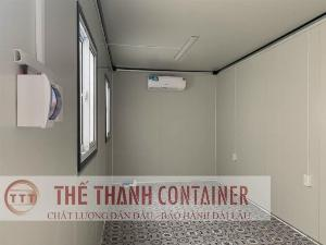 Container văn phòng nhà ở di động