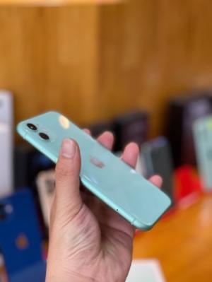 >iPhone 11 128Gb _ Xanh Ngọc _ Quốc tế