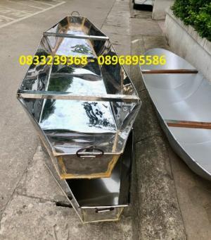 Thuyền tôn/inox cho anh em câu cá, chị em hái sen tại Hà Nội