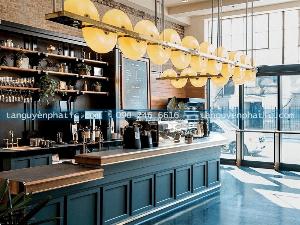 Chuyên bán quầy bar thiết kế dành riêng cho quán cafe của bạn