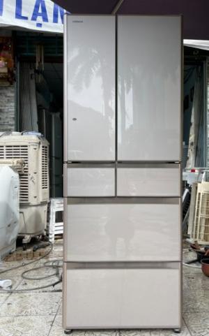 Tủ lạnh HITACHI R-XG5100G -  505 Lít - Date 2016