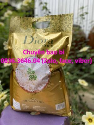Túi đựng gạo 5kg giá rẻ