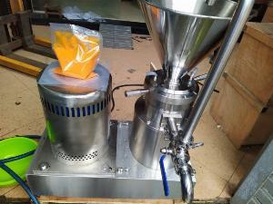 Máy nghiền sữa bắp, máy nghiền sữa hạt sen, máy nghiền bơ đậu phụng, máy nghiền dịch trái cây