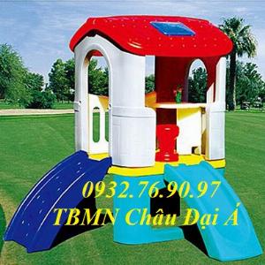 Nhà khối-Nhà cổ tích mầm non giá rẻ tại tphcm
