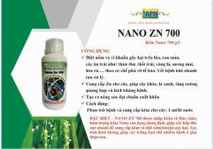 Nano kẽm zn 700