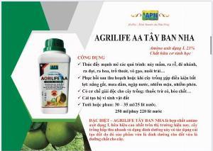 Dinh dưỡng AGRILIFE _ AA  tây ban nha cho cây trồng