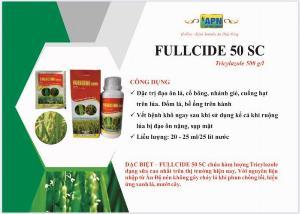 Thuốc trừ nấm bệnh fullcide