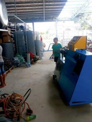 Máy bẻ đai sắt tại Lâm Đồng