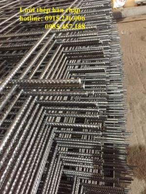 Chuyên sản xuất lưới thép hàn D4, D5, D6 ô (50x50), (100x100), (150x150), (200x200) giá tốt mới 100%