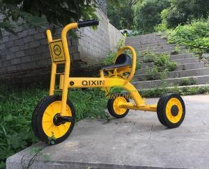 Xe đạp 3 bánh trẻ em cho trường mầm non, khu vui chơi, công viên, sân chơi
