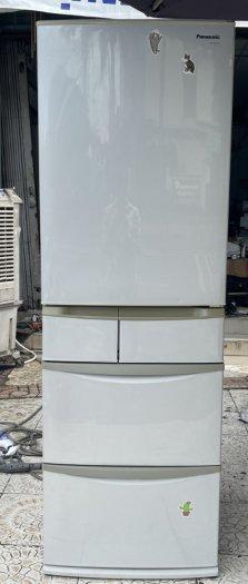 Tủ lạnh nội địa Nhật PANASONIC NR-ETR435 426Lít, 5 cánh, date 2011