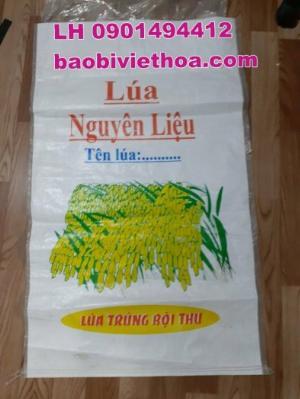 Bao đựng lúa giống, đựng gạo...