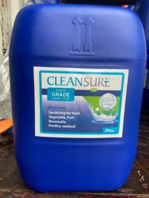 Cung cấp hóa chất Clean Sure