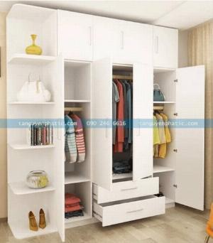 Chuyên bán tủ quần áo xịn dành cho mọi gia đình