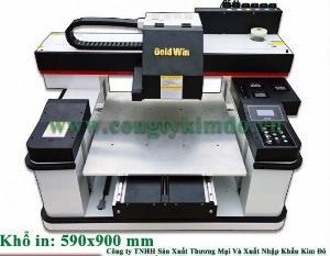 Máy in UV Goldwin 6090