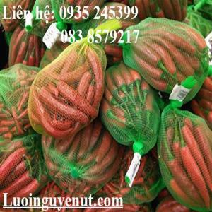 Lưới bao bọc trái cây xuất khẩu