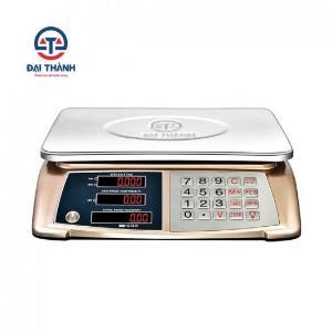 Cân điện tử tính giá Đại Thành ĐTS 30TG 30kg/1g