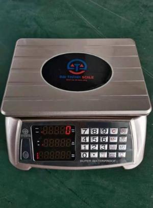 Cân điện tử siêu chống nước Đại Thành ĐTS 30CN 30kg/1g