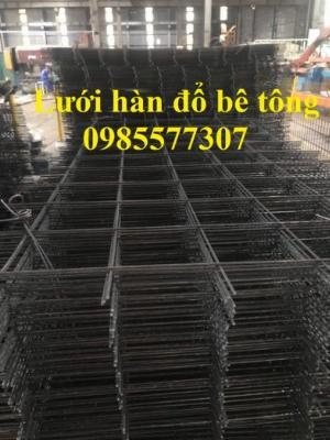 Lưới thép hàn đổ bê tông,lưới thép phi 3,phi 4,phi 5,phi 6,phi 8,hàng có sẵn