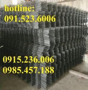 #01 Lưới thép hàn phi 4 ô 50x50, 100x100, 150x150, 200x200 dạng cuộn, dạng tấm mới 100%