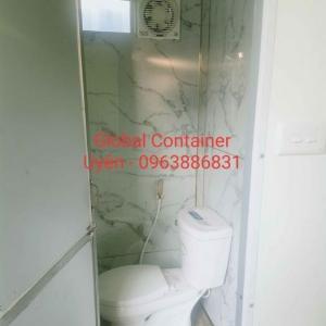 Cho thuê container văn phòng có toilet