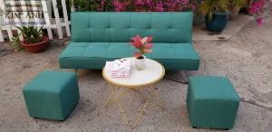 Sofa bed giá rẻ, mẫu sofa giường mini thông minh giá tại xưởng sản xuất tại Bình Dương