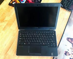 Laptop Dell Latitude E7240 Core i5-4310U Ram 4GB mSSD 128GB VGA ON Màn 12.5 Inch Vỏ Nhôm Đẹp