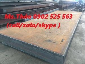 Tấm thép dày, hợp kim thép tấm nhập trực tiếp  từ nhà máy Feng Yang