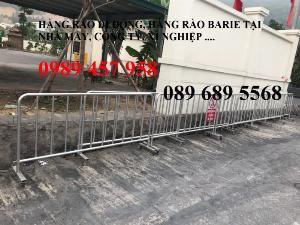 Hàng rào di động cách ly khu vực, Hàng rào di động có sẵn 1mx2m, 1,2mx2m, 1,5mx2m