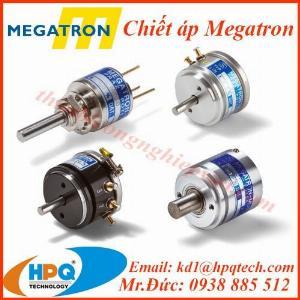 Chiết áp Megatron | Nhà cung cấp Megatron Việt Nam