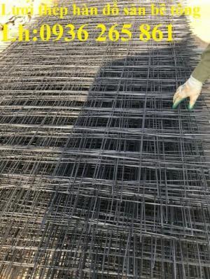 Lưới hàn cường lực D4, D5, D6, D8, D10 ô lưới 50*50, 100*100, 150*150, 200*200
